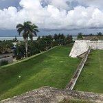 Billede af Fort Marlborough
