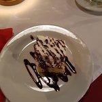 postre del dia en el restaurante U Tri Houslicek