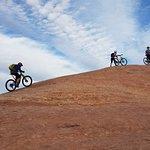 Slickrock Bike Trail Photo