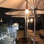 Rooftop Restaurant Foto