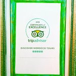 Thank you so much #tripadvisor for awarding us the Certificate of Excellence for 2018 and special thanks for all our Customers .