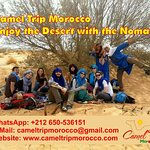 Day tours from marrakech to desert morocco