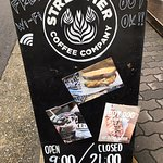 Fotografija – Streamer Coffee Company, Shinsaibashi