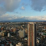 Foto Taman Fureai Sains Luar Angkasa kota Koriyama