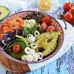 salade boudha bowl