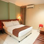 Superior or Deluxe Double Bed