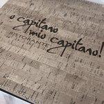 Фотография O Capitano Mio Capitano
