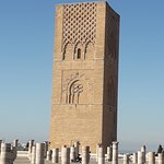 hasa Tower, Rabat