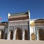 The Royal Palace at Fez