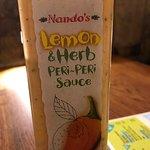 Bild från Nando's
