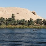 Sceneries along the Nile - Fishermen