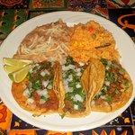3 taco dinner