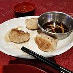Chinese Pan Fried Dumplings.... Yum