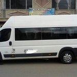 Transport in Executive van