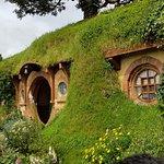 Bilde fra Hobbiton Movie Set Tours