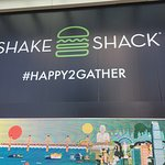 Shake Shack - Pacific Place - about to open (Nov 2018)