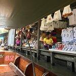 Photo de Damnoen Saduak Floating Market