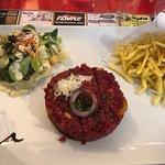 Cafe de La Plaine Foto