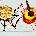 Halloween dessert | Bloody Lemon Pie