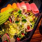 Sashimi Salad!