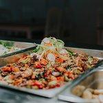 Phanari Restaurant buffet