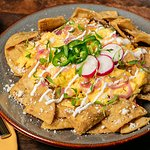 Chilaquiles available at Bear Springs Bistro & Lounge.