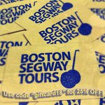 """Looking for great#gift #card#deals this#holiday season? GET 25% OFF w/code """"giftcard18"""" at #Boston #Segway#Tours 🎄www.bostonsegwaytoursinc.com/gift"""