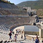 Teatro de Éfeso.