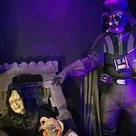 Photo of Yoda Guy Movie Exhibit