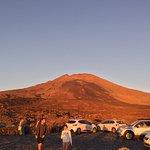 Foto van Teide By Night