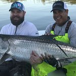 Tarpon Fishing Puerto Rico @ Caribbean Fishing Academy Charters in San Juan Puerto Rico