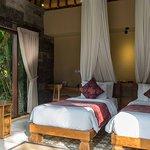 Deluxe Two Bedroom Villa with Pool - Second Bedroom
