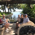 The Living Water Pontoon Boat Cruises