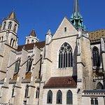 Cathédrale Saint-Bénigne de Dijon Foto