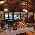 Kilauea Lodge Restaurant照片