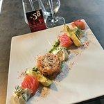 Bistrot 58 - Tartare de saumon aux 2 façons