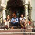 Guest From France in Jaipur
