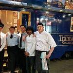 Foto de Christchurch Tramway Restaurant