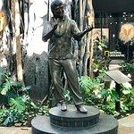 Don Ho in the International Market Place in Waikīkī.