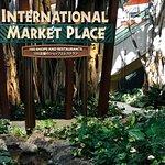 Banyan Tree and Don Ho at the International Marketplace in Waikīkī.