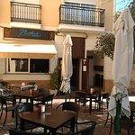 Martín's Cafe, down town Totana