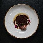 Coco70 el postre que exhibe diversos sabores y texturas del chocolate