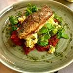 Pan Fried Haddock from our Specials Menu
