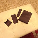 Passport Holder v3 Hand-cut, handsewn Easy remove, Card / Global entry card pocket Made upon request in our store.