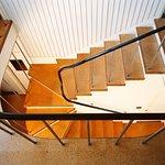 Interior Stairway Gropius House