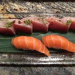 Serving the best and freshest fish is our goal at Akiko's Sushi Bar