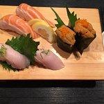 The best sushi and Sashimi!!