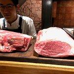 神戸牛と山形牛、他にもあったけど品切れ(^^;