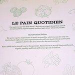 Photo de Le Pain Quotidien