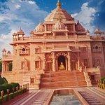 Akshardham Temple resmi